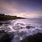 Dunstanburgh Castle by Roddy Atkinson