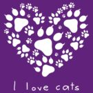 I love cats (II) by neizan