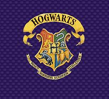 Harry Potter Hogwarts Case by LostKittenClub