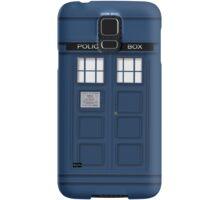 Tardis Phone 3D Samsung Galaxy Case/Skin