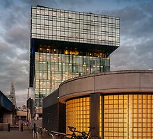 Palestra the Station and a Shard by JzaPhotography