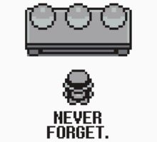Never Forget by CleverLorises
