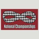 Alabama Infinity National Championships Crimson back by Tardis53