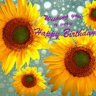 Wishing you a Happy Birthday by Susan S. Kline