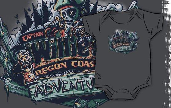 Oregon Coast Adventure by teevstee