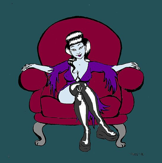 Dark Mistress by Tatiana  Gill