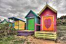 Colorful Boxes by Shari Mattox