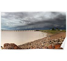 Derby Jetty Monsoon Poster