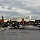The Heart of Moscow by Irina Chuckowree