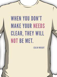 Needs T-Shirt