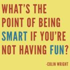 Being Smart by Colin Wright