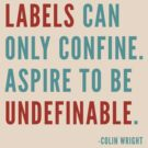 Labels by Colin Wright
