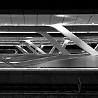 Arnhem, train station. by Jip v K