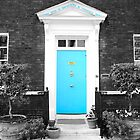 Blue Door, Tower of London by MaggieGrace
