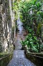 Historical Places of Nassau, The Bahamas: The Queen's Staircase by 242Digital