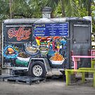 Shelly's snacks at Arawak Cay in Nassau, The Bahamas by 242Digital