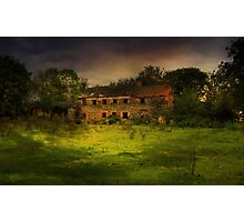 """The Old Mill"" Photographic Print"