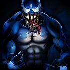 Venom - Marvel Villain Series by ericvasquez84