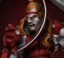 Omega Red - Marvel Villain Series by ericvasquez84