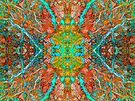 Enter The Labyrinth (Shattuckite) by Stephanie Bateman-Graham