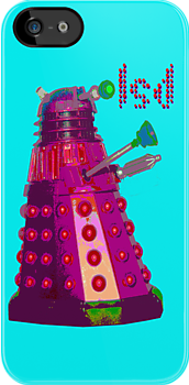 Bad Dalek by Synastone