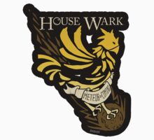 House Wark (Sticker) by rasabi
