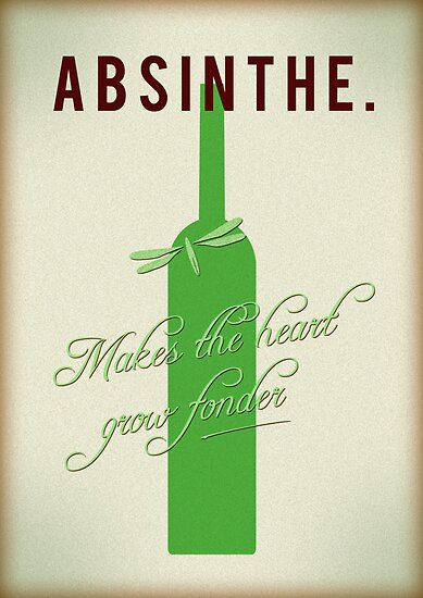 Absinthe by the50ftsnail