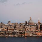 Valletta  by Paul Gibbons
