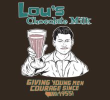 Lou's Milk (Chocolate) T-Shirt