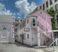 Downtown Nassau, The Bahamas by 242Digital