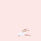 Baby Pink Ballet by KelseyColleen