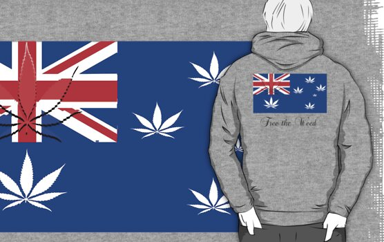 Australia - Free the weed  by mouseman