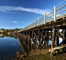 Selkirk trestle by insomnious247