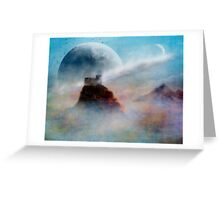 Morning On Arc Greeting Card