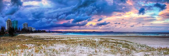 Approaching Storm by Maxwell Campbell