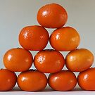 The Satsuma Pyramid by Yampimon