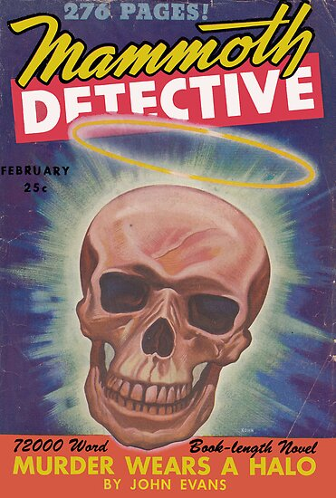 Mammoth Detective - February 1944 by perilpress