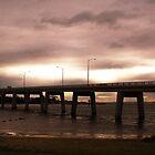 san remo bridge 002 by Karl David Hill