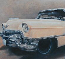 Cadillac study by Pauline Sharp