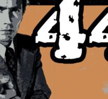 44 Magnum vers. 2 Sticker