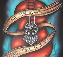 The Railroad Revival Tour 2012 by Krystyna Spink