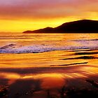 Bruny Island sunrise - Bruny Island, Tasmania, Australia by PC1134