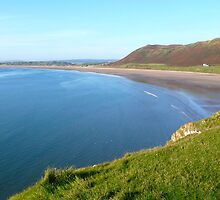 Rhossili Bay by ccr358