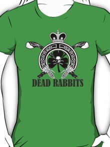 Dead Rabbits (Black and Whited Edition) T-Shirt