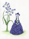 Hyacinth in Waiting by Mariya Olshevska