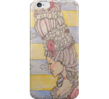 Bunny Wig iPhone Case/Skin