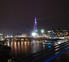 The Shard by babibell