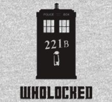 Who's Wholocked? by bitchfacesam