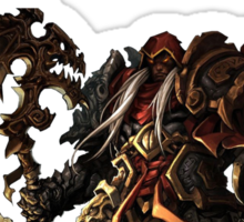 Darksiders: War, horseman of the Apocalypse Sticker