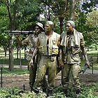 The Three Servicemen by AH64D